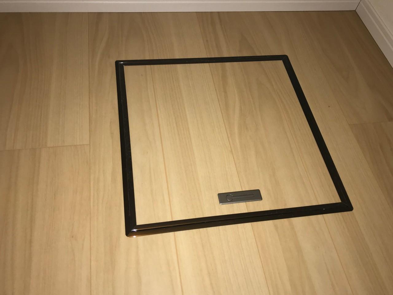 その他、床下収納の設置なども対応しております。